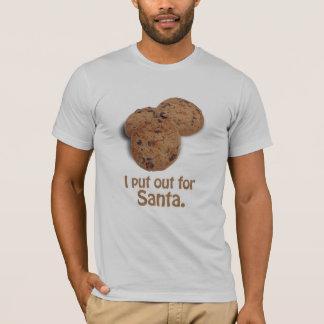 Ich setzte mich heraus für Sankt - .png T-Shirt