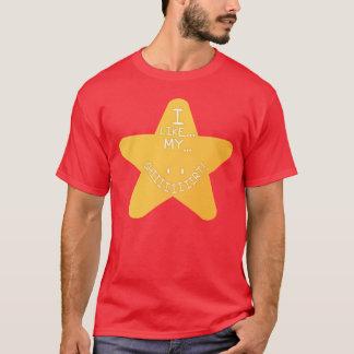 """""""Ich Shirt mag meines Shirts"""""""