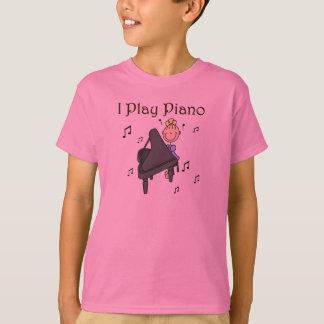 Ich spiele Klavier-Shirt T-Shirt