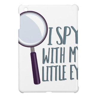 Ich spioniere aus iPad mini hülle