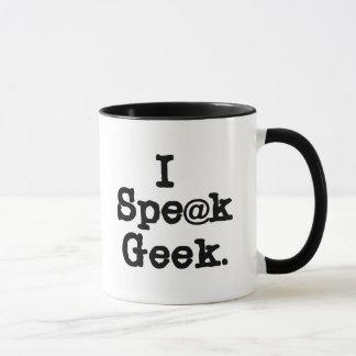 Ich spreche Aussenseiter Tasse
