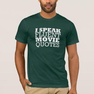 Ich spreche Filmzitate, lustiges Shirt