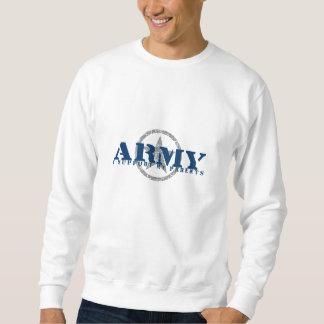 Ich stütze Eltern - ARMEE Sweatshirt