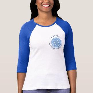 ICH STÜTZE MFCA Konserve Petaluma T-Shirt