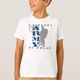 Ich stütze Onkel 2 - ARMEE T-Shirt
