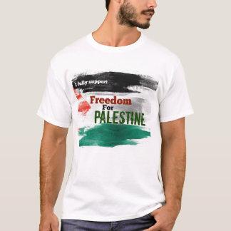 Ich stütze völlig Freiheit für Palästina T'shirt T-Shirt