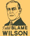 Ich tadele noch Woodrow Wilson Shirts