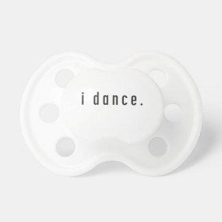ich tanze Baby paci Schnuller