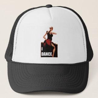 Ich tanze - Flamenco-Leidenschafts-Warenangebot Truckerkappe