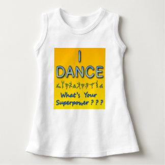 Ich tanze - was Ihre Supermacht ist - T - Shirt