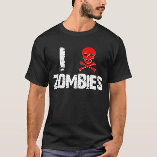 Ich töte Zombies T-Shirt
