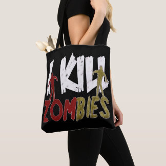 Ich töte Zombies Tasche