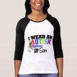 Ich trage Autismus-Band für meinen Sohn Tshirts