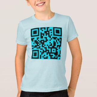 Ich trage einen QR Code! T-Shirt