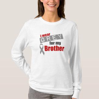 Ich trage Grau für meinen Bruder T-Shirt