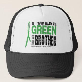 Ich trage Grün für CP Truckerkappe