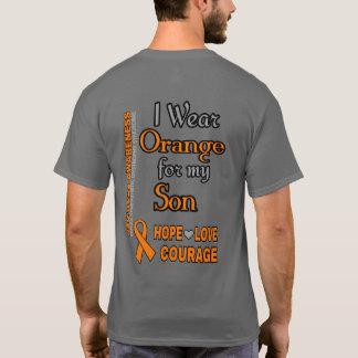 Ich trage Orange für… Sohn T-Shirt
