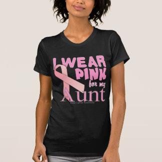 Ich trage Rosa für mein Brustkrebs-Bewusstsein T T-Shirt