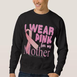 Ich trage Rosa für mein Sweatshirt