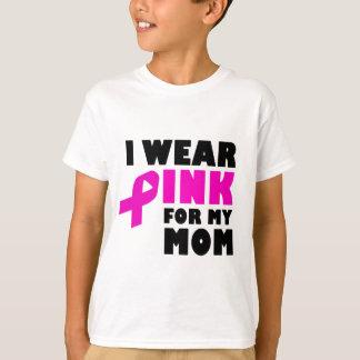 ich trage Rosa für meine Mutter T-Shirt