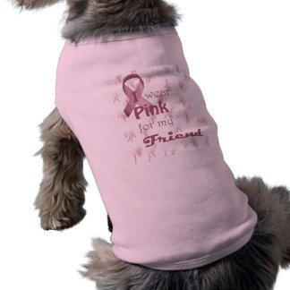Ich trage Rosa für meinen Freund T-Shirt