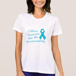 Ich trage Türkis - Enkelin T-Shirt
