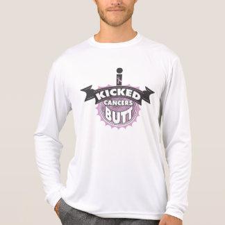 Ich trat Krebse HINTERN Testikular- Krebs T-Shirt