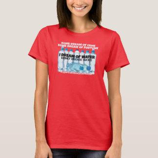 Ich träume vom Wasser - dunkle Shirts