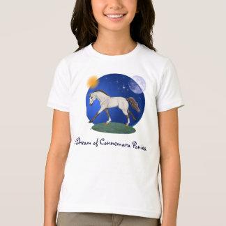 Ich träume von Connemara Ponys T-Shirt
