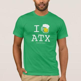 Ich trinke Austin, TX T-Shirt