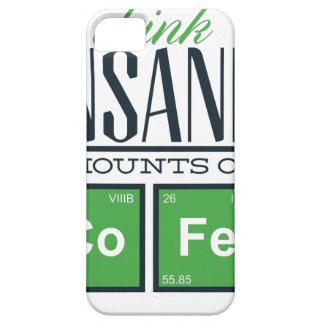 Ich trinke geisteskranke Mengen des Codes, Schutzhülle Fürs iPhone 5