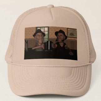 Ich trinke zu diesem Hut Truckerkappe