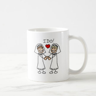 Ich tue Bräute Kaffeetasse