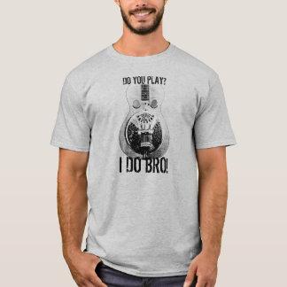 ICH TUE BRO! T-Shirt
