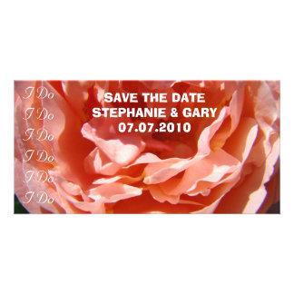 Ich tue ich ich tue Hochzeits-Mitteilung rette Dat Bilder Karten