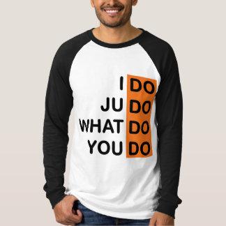 Ich tue Judo… Raglan-T - Shirt