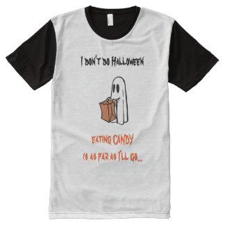 """""""Ich tue nicht Halloween"""" Shirt"""