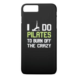 Ich tue Pilates, um das VERRÜCKTE aufzubrauchen iPhone 8 Plus/7 Plus Hülle
