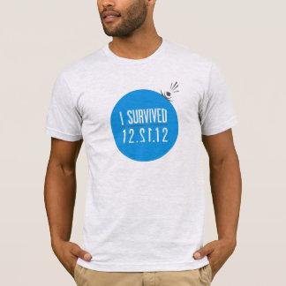 ICH ÜBERLEBTE 12.21.12 T-Shirt
