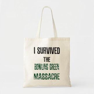 Ich überlebte Bowling- Greenmassaker-Tasche Tragetasche