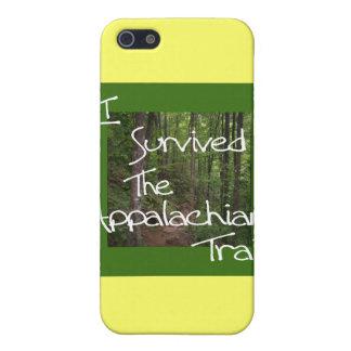 Ich überlebte das appalachische Hinterweiß Hülle Fürs iPhone 5