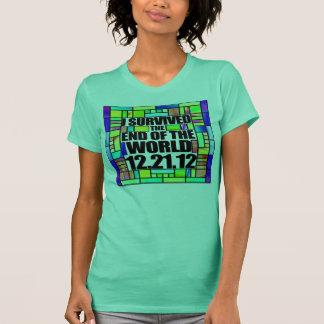 Ich überlebte das Ende der Welt - 12-21-12 - Maya T-Shirt