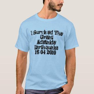 Ich überlebte das GreatAdelaide T-Shirt