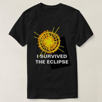 Ich überlebte das lustige kundengerechte der T-Shirt