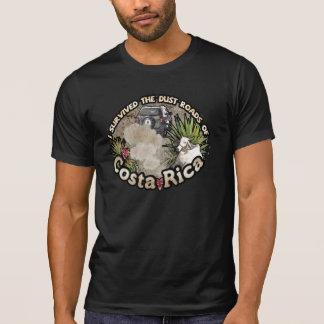 Ich überlebte die Staub-Straßen von Costa Rica T-Shirt