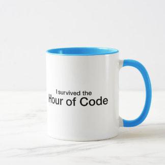Ich überlebte die Stunde des Codes Tasse