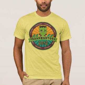 Ich überlebte Frankenstorm 2012 T-Shirt