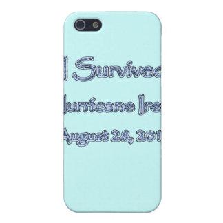 Ich überlebte Hurrikan-Irene-August 28,2011 Schutzhülle Fürs iPhone 5