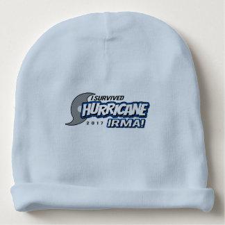 Ich überlebte Hurrikan-Irma-Jungen-BabyBeanie Babymütze