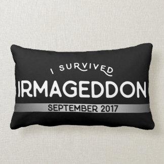 Ich überlebte Irmageddon Lumbar-Kissen Lendenkissen